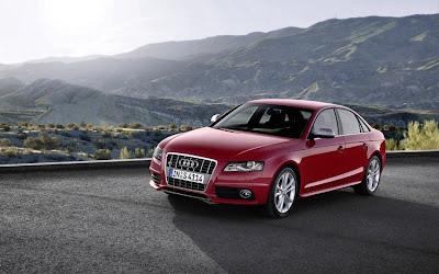 2010 Audi S4 Luxury Car