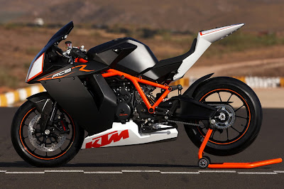 2010 KTM RC8 R Motorcycle