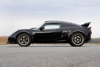 2010 Lotus Exige S Type 72 Side View