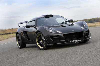 2010 Lotus Exige S Type 72 Picture
