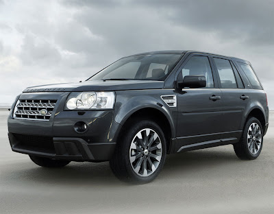 New 2010 Land Rover Freelander 2 Sport Photos