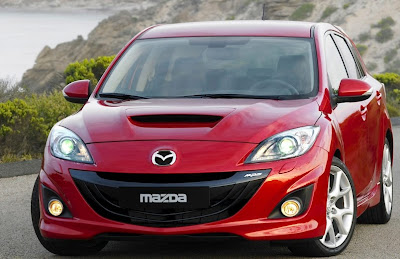 2010 Mazdaspeed3 Front View