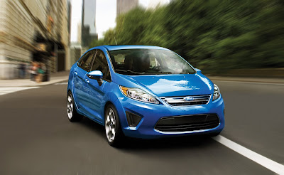 2011 Ford Fiesta Picture