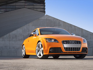 2011 Audi TTS Coupe Pictures