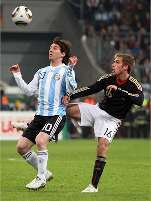 Lionel Messi World Cup 2010