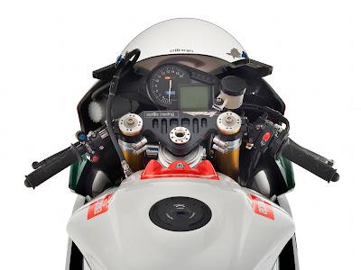 Aprilia RSV4 Max Biaggi Replica Dashboard
