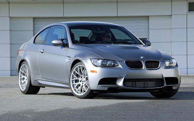 2011 BMW M3 Frozen Gray Coupe Official Picture