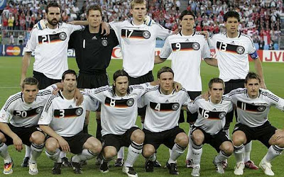 Germany Soccer Team World Cup 2010 Image