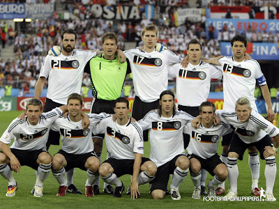 Germany Football Team World Cup 2010 Wallpaper