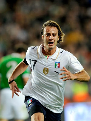 Alberto Gilardino World Cup 2010 Football Picture