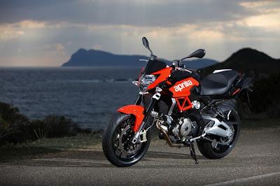 2010 Aprilia Shiver 750 Sport Bike