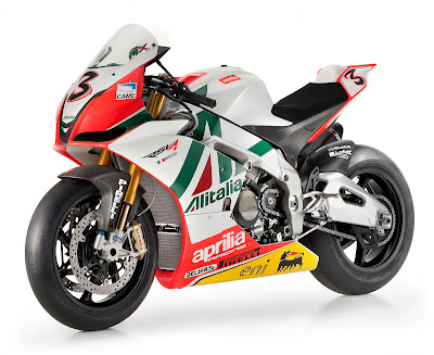 Aprilia RSV4 Max Biaggi Replica Superbike