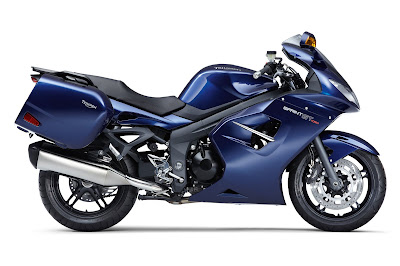 2011 Triumph Sprint GT Motorcycle