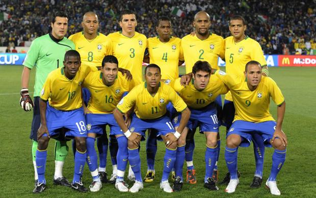 football players wallpapers 2010. Brazil World Cup 2010 Football