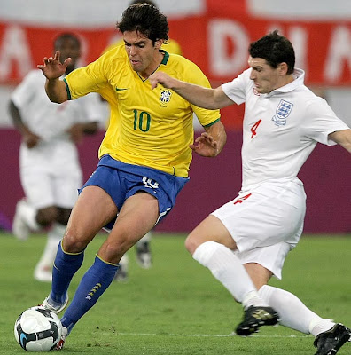 Kaka World Cup 2010 Brazil Football Player