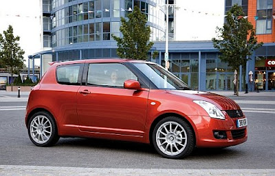 2011 Suzuki Swift First Drive
