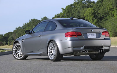 2011 BMW M3 Frozen Gray Coupe Car Picture Wallpaper