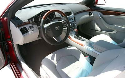2011+cadillac+cts+coupe+interior