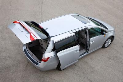 2011 Honda Odyssey New Minivan