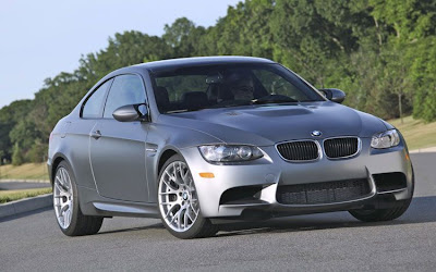 2011 BMW M3 Frozen Gray Coupe Picture