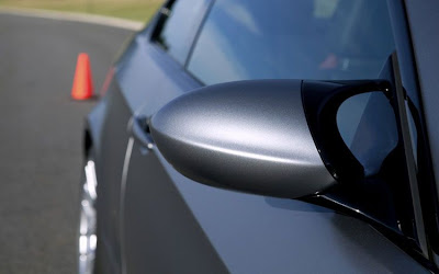 2011 BMW M3 Frozen Gray Coupe Side Mirror