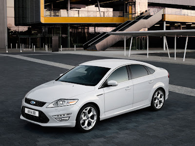 2011 Ford Mondeo Images