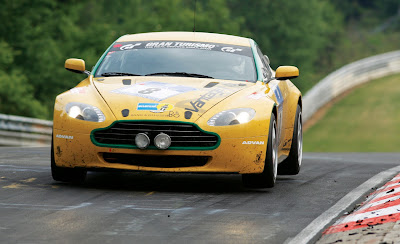 2011 Aston Martin V8 Vantage N420 New Race Car