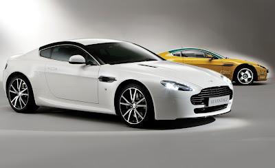 2011 Aston Martin V8 Vantage N420 Super Cars