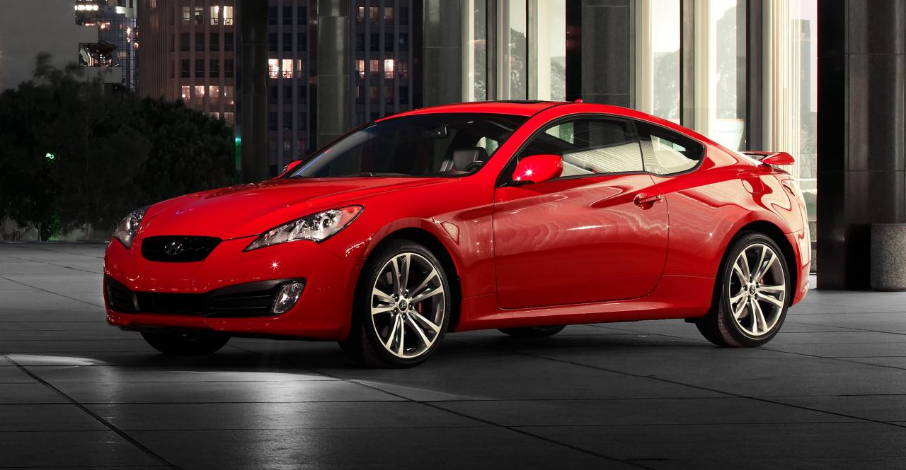 The best car wallpaper 2011 hyundai genesis coupe first look