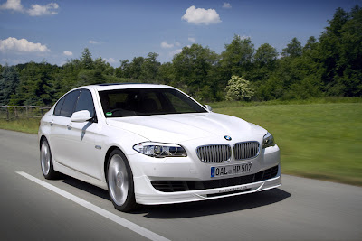 2011 Alpina BMW B5 Bi-Turbo First Look