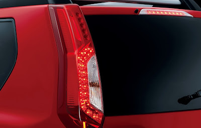 2011 Nissan X-Trail Rear Light