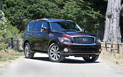2011 Infiniti QX56 Photos