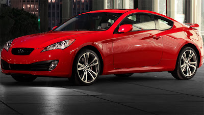 2011 Hyundai Genesis Coupe 3.8 R First Look