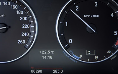 2011 BMW X3 Car Gauges