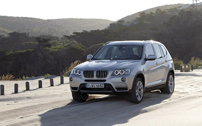 2011 BMW X3 Photos