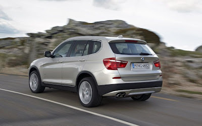 2011 BMW X3 Sport Tourer Cars