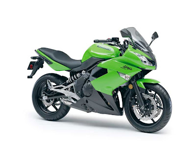 2011 Kawasaki Ninja 400R Sport Bikes
