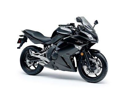 2011 Kawasaki Ninja 400R Black Series