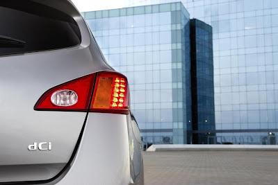 2011 Nissan Murano Diesel Rear Light