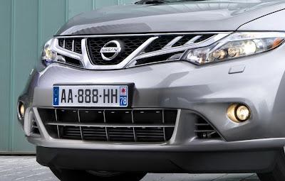 2011 Nissan Murano Diesel Headlight