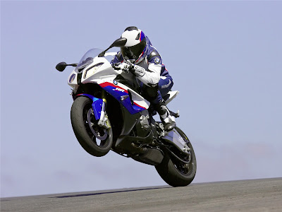 2011 BMW S1000RR in Action
