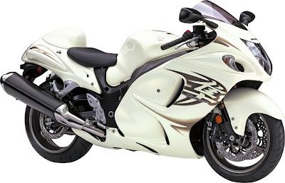2011 Suzuki Hayabusa Pictures