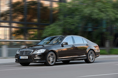 2011 Mercedes-Benz S63 AMG Road Test