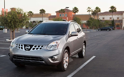 2011 Nissan Rogue unveiled