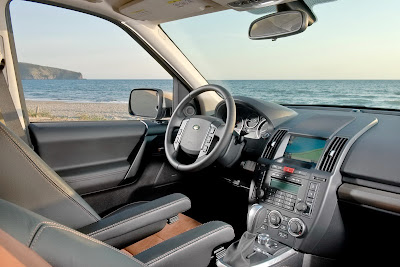 2011 Land Rover Freelander 2 Interior