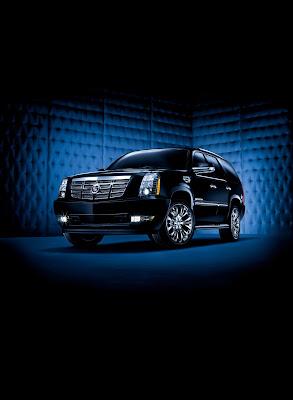 2011 Cadillac Escalade Photos