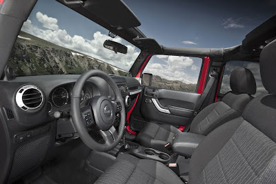 2011 Jeep Wrangler Seats