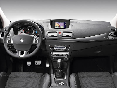 Cars Tolo 2011 Renault Megane 3 Interior Preview And Specification