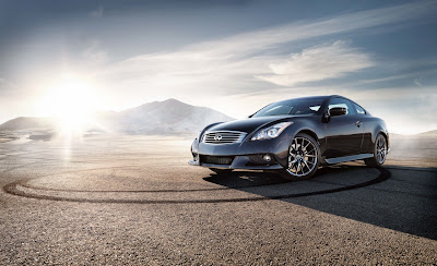 2011 Infiniti IPL G Coupe Official Photos