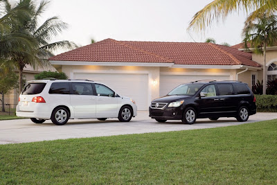 2010 Volkswagen Routan Car Wallpapers